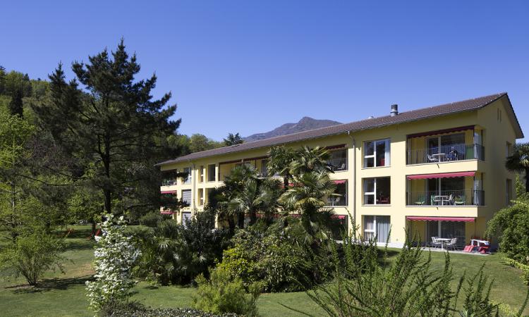 Casa del Sole - Parkhotel Emmaus*** - Losone