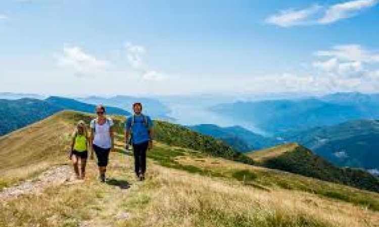Escursionismo Ticino - Parkhotel Emmaus - Losone