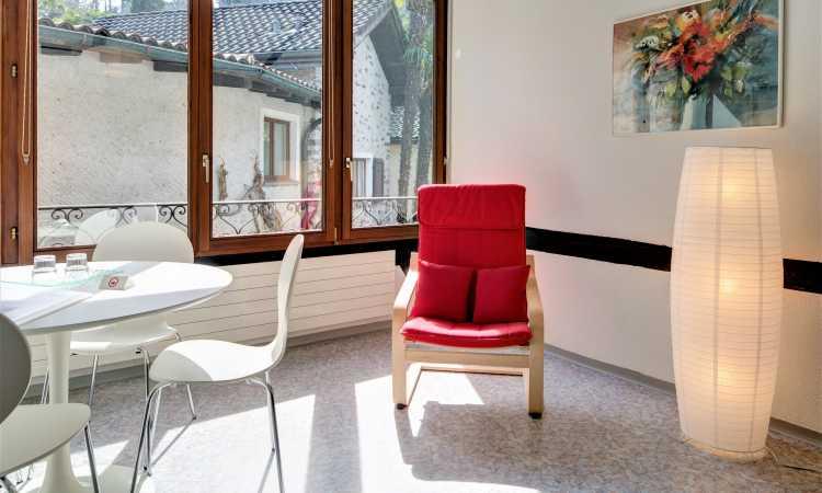 Loggia - Parkhotel Emmaus*** - Losone