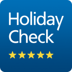Holiday Check Logo - Pakhotel Emmaus***